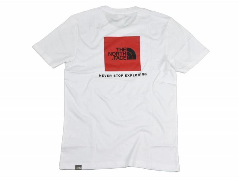 RedBox Tee White T92TX2FN4