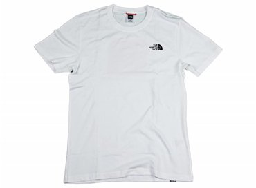 The North Face RedBox Tee White T92TX2FN4