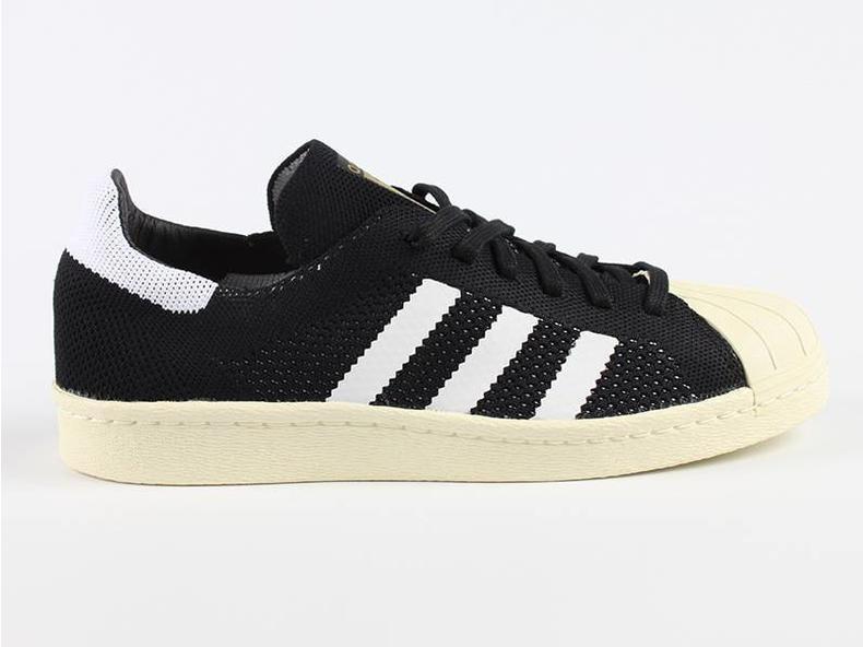 Superstar 80s Primeknit Black/White S82780
