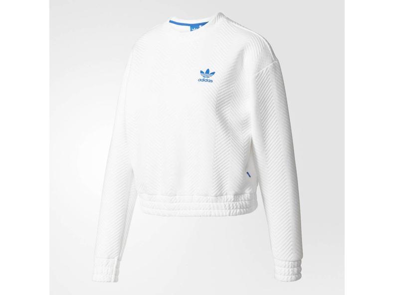 Sweatshirt White BK5993