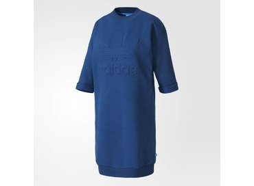 Adidas Adidas Sweat Dress Mystery Blue BK5941
