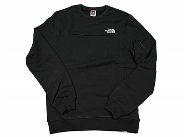 The North Face Z-Pocket L/S Crew TNF Black T92S58JK3