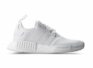 Adidas NMD R1 White  BA7245
