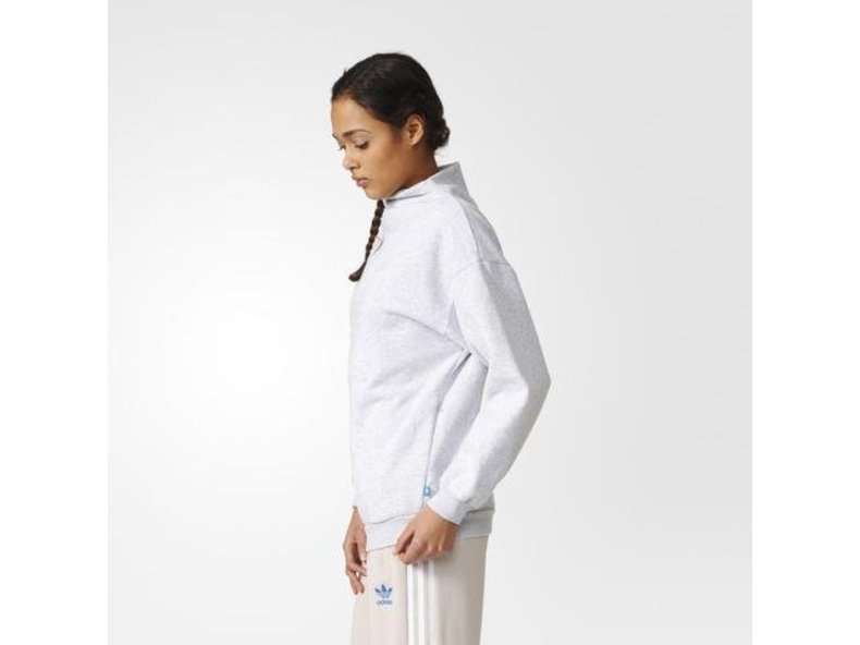 Sweatshirt Light Grey Heather BK6004