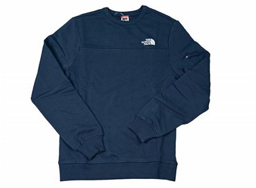 The North Face Pocket L/S Crew Urban Navy T92S58H2G