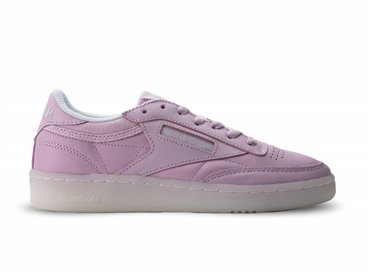 Reebok Club C 85 On The Court Shell Purple White BD4463