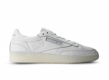 Reebok Club C 85 On The Court White Light Solid Grey BD3096
