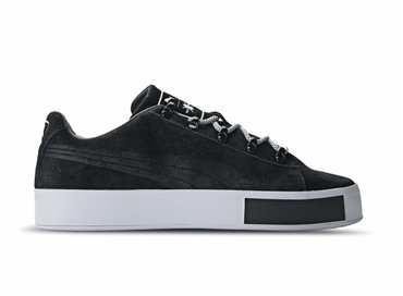 Puma X DP Court Platform S Black 0363266 02