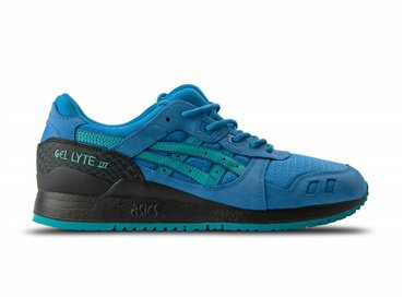ASICS Gel Lyte III French Blue Viridian Green Trial Pack H7L1L 4083