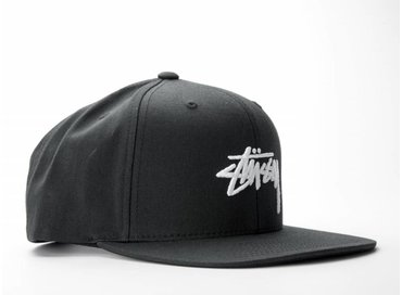 Stussy Stock SP17 Cap Black 131697
