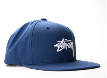 Stussy Stock SP17 Cap Navy 131697