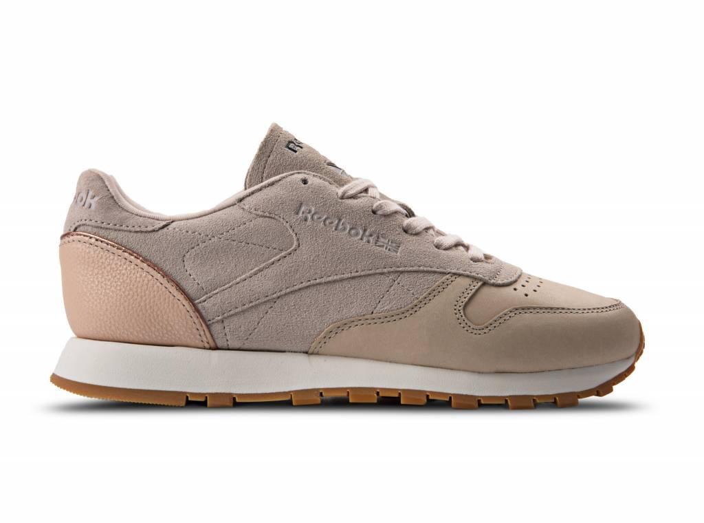 5810da6ca36 Reebok Classic Leather Golden Neutral Sand BD3744 - Bruut Online Shop    Sneakerstore