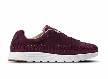 Nike WMNS Mayfly Woven Night Maroon/Noble Red/Summit White 833802 600