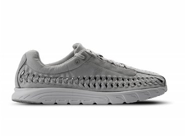 Nike Mayfly Woven Neutral Grey/Neutral Grey/White 833132 005