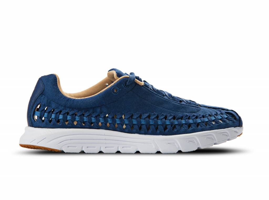 Wmns Mayfly Woven Coastal Blue/Star Blue-White 833802 400