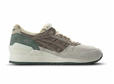 ASICS Gel Respector Taupe Grey Taupe Grey H720L 1212 Japanese Gardens Pack