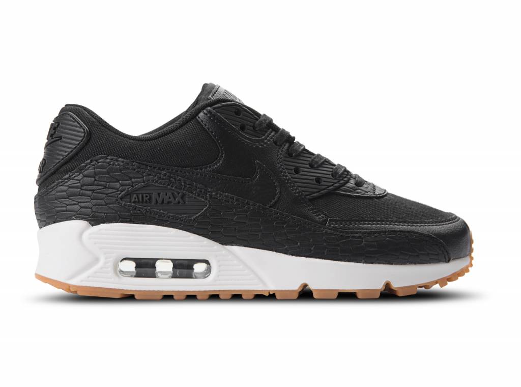 nike wmns air max 90 premium black patent leather