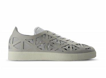 Adidas Gazelle Cutout W Footwear White Cream White BB5179