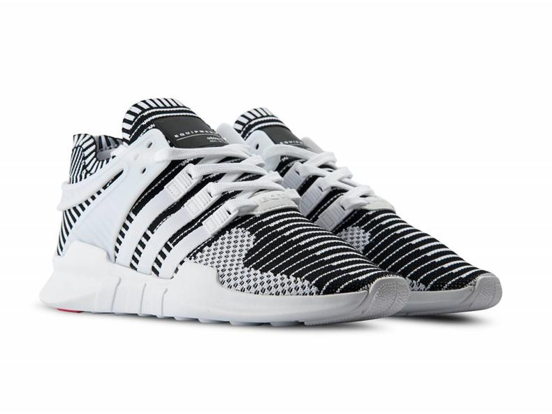 Equipment Support ADV Primeknit Footwear White Turbo BA7496