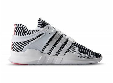 Adidas Equipment Support ADV Primeknit Footwear White Turbo BA7496