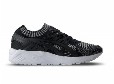 ASICS Gel Kayano Trainer Knit Silver Black H7S3N 9390