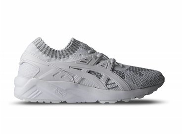 ASICS Gel Kayano Trainer Knit Silver White H7S3N 9301
