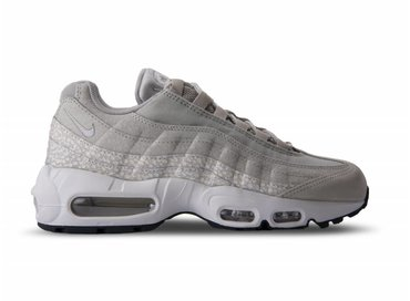 Nike Air Max 95 PRM Pale Grey Summit White 807443 011