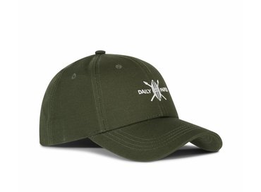 Daily Paper Shield Logo Cap Green SS17HW14