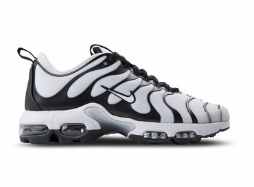 Nike Air Max Plus TN Ultra White White Black 881560 100