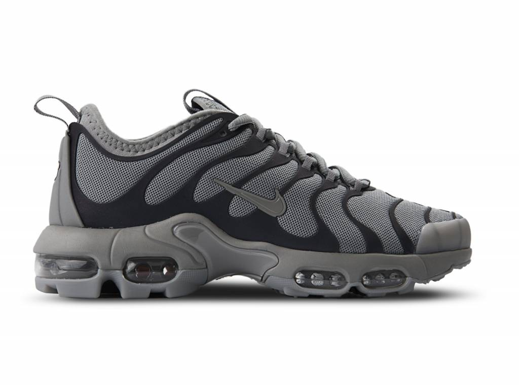 Nike Air Max Plus Tn Ultra Noir / Noir / Blanc / Gris Neutre