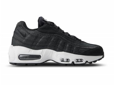 Nike Air Max 95 PRM Black Summit White 807443 010