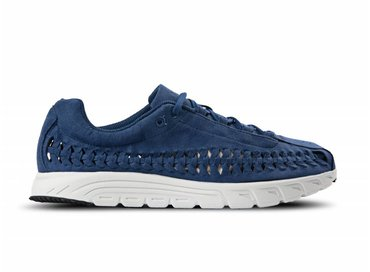 Nike Mayfly Woven Coastal Blue/Black-Off White 833132 400