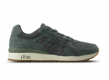 ASICS GT II Avage Green Golden Yellow H7T1L 8131