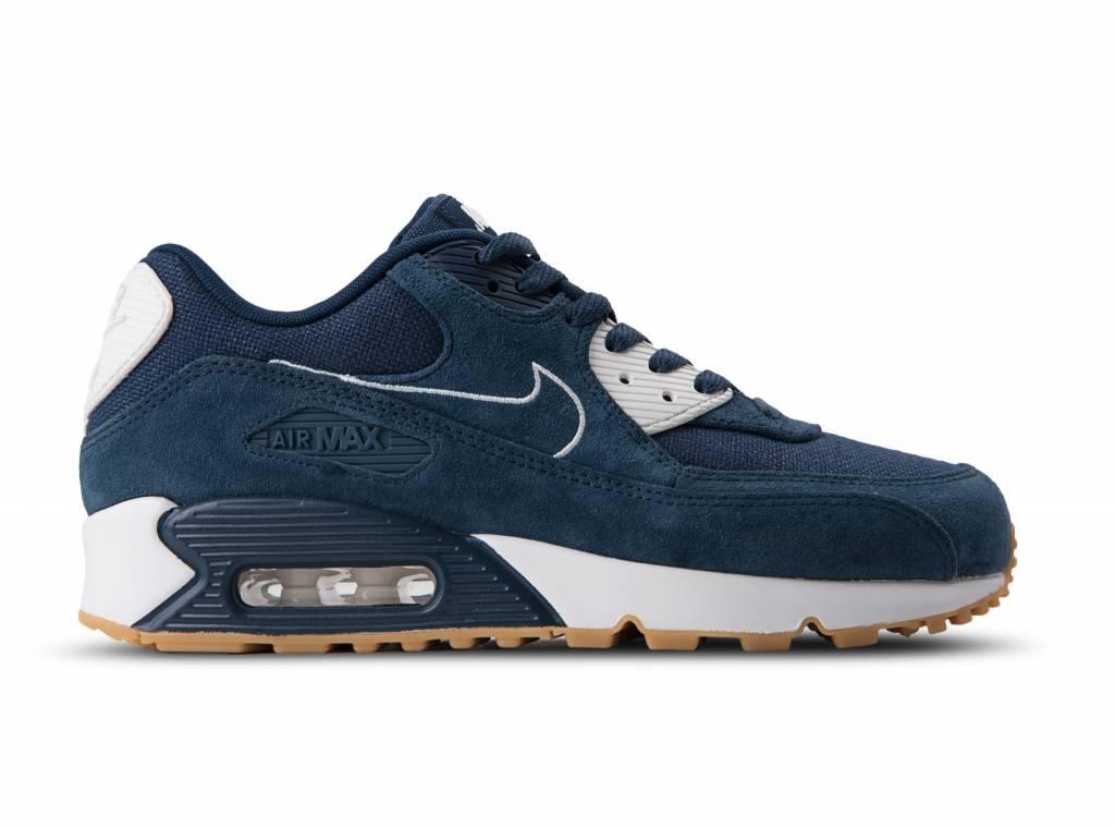 Nike Air Max 90 Premium Armory Navy 700155 403 Sneaker Bar