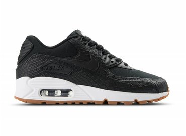 Nike Air Max 90 PRM Black Gum Yellow 896497 002