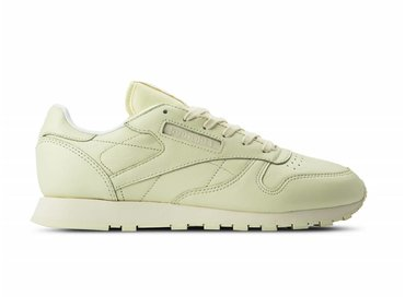 Reebok CL Leather Pastels Washed Yellow White BD2772