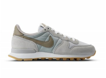 Nike Internationalist Pale Grey Khaki Summit White 828407 012