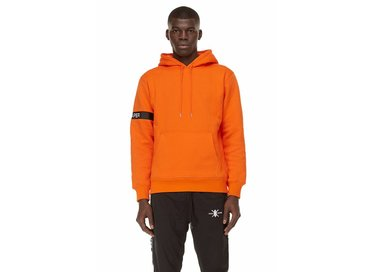 Daily Paper Orange Captain Hoodie 16T75