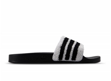 Adidas Adilette Black White BB0125