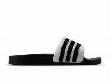 Adidas Adilette Black White BB0125