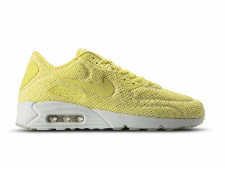 Nike Air Max 90 Ultra BR Lemon Chiffon 898010 700 Bruut Online