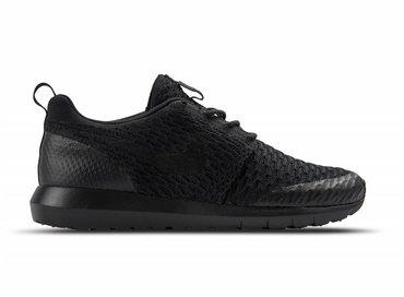 Nike Roshe NM Flyknit SE Black/Black 816531 001