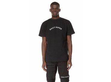 Daily Paper Arc logo T-Shirt Black  FW16TS83XS