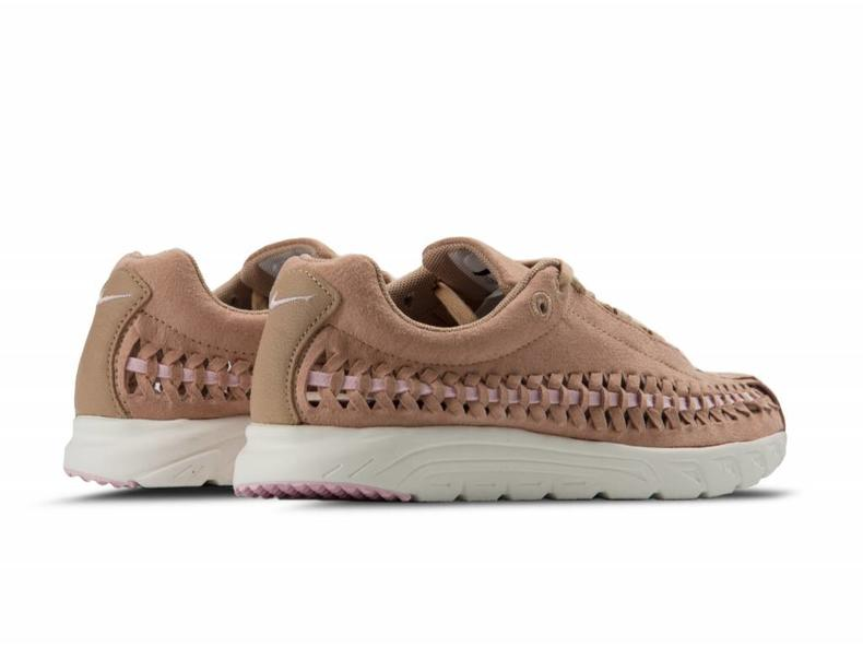 Mayfly Woven Vachetta Tan Artic Pink 833802 200