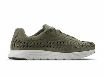 Nike Mayfly Woven Medium Olive Light Bone 833123 200