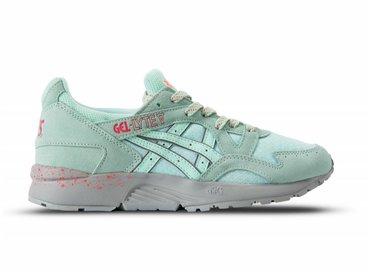 Asics Dames Sneakers Blauw