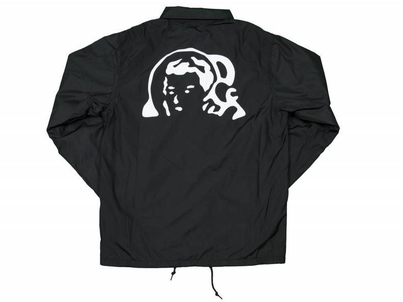 Astronaut Coach Jacket Black B17205