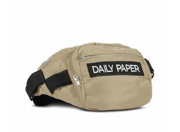 Daily Paper Beige Waist Bag