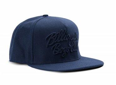Billionaire Boys Club Script Logo Snapback Navy B17263