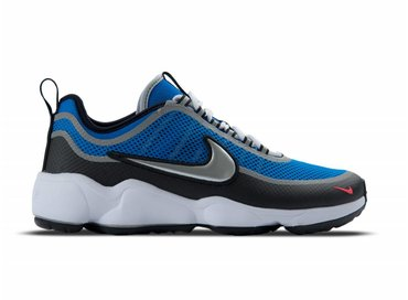 Nike Zoom Spiridon Regal Blue Metallic Silver 876267 400